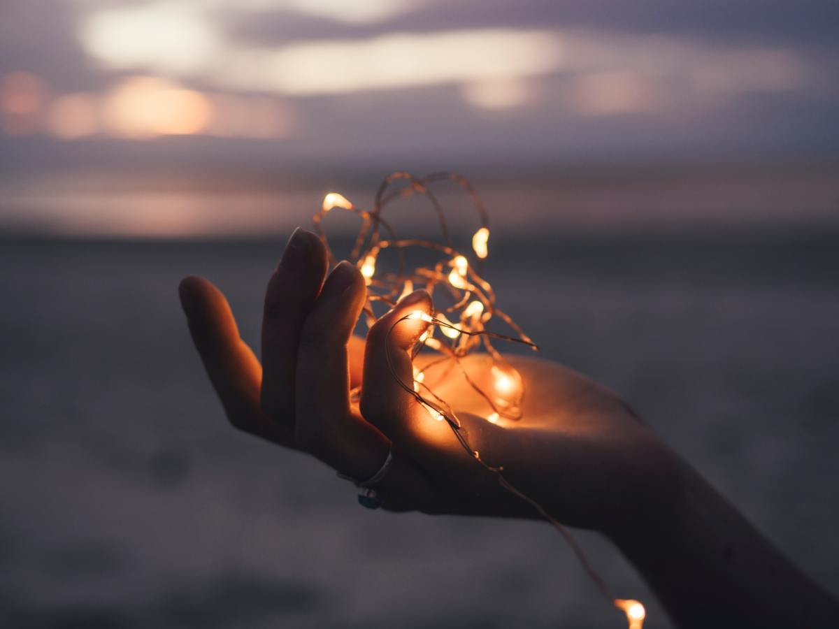 Shining as Lights